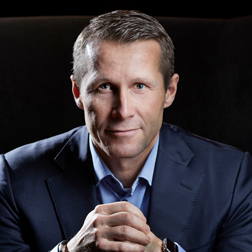 Stephan Andersson, CEO