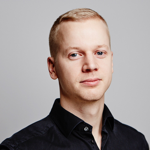 Marcus Velin, Commercial Product Manager for Crowd Insights, Telia Company